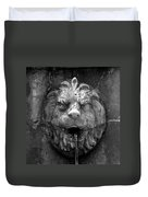 Koreshans Lion Duvet Cover
