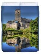 Kost Castle Duvet Cover