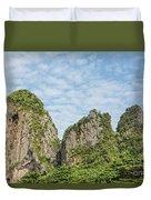 Krabi, Thailand Duvet Cover