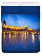 krakow 'IV Duvet Cover