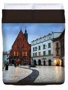 krakow 'XI Duvet Cover