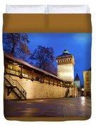 krakow 'XIV Duvet Cover
