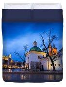 krakow 'XVI Duvet Cover