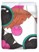 Krazy Kat Duvet Cover