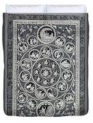 Krishna Leela 3 Duvet Cover