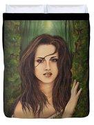 Kristen Stewart Duvet Cover