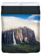 Kukenan Waterfall Duvet Cover