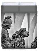 Kuks Statues - Czechia Duvet Cover