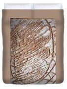 Kumba - Tile Duvet Cover