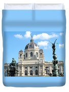 Kunsthistoriches Museum Vienna Duvet Cover
