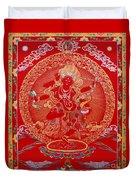 Kurukulle Devi Duvet Cover