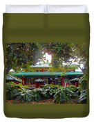Kwon Yin Temple 5 Duvet Cover