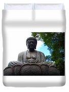 Kwon Yin Temple 7 Duvet Cover