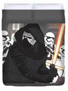 Kylo Ren - Star Wars Duvet Cover