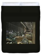Kyoto Main Train Station - Japan Duvet Cover