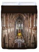 La Basilica Quito Duvet Cover