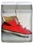 The Artists Boot Duvet Cover