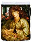 La Donna Della Finestra Duvet Cover