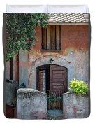 La Fraschetta Del Borgo Duvet Cover