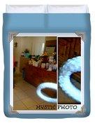 La Mystic Photo Duvet Cover