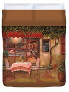 La Palette Duvet Cover by Guido Borelli