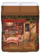 La Palette Duvet Cover