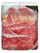 La Petite Rose Duvet Cover