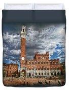 La Piazza Duvet Cover