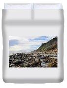 La Piedra Shore Malibu Dusk Duvet Cover