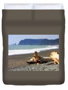 La Push Beach  Duvet Cover