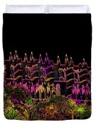 La Seu The Cathedral Of Palma Duvet Cover