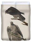 Labrador Falcon Duvet Cover