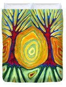 Labyrinth Duvet Cover