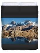 Lac Lerie - 001 Duvet Cover