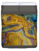 Lace Agate Stone 4 Duvet Cover