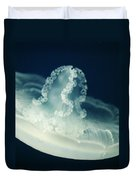 Lacey Jellyfish Duvet Cover