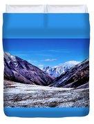 Ladakh, India, Landscape 2 Duvet Cover