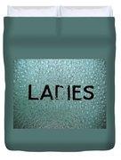 Ladies Duvet Cover