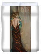 Lady Athena Duvet Cover