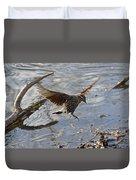 Lady Blackbird Duvet Cover