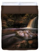 Lady Falls Waterfall Country Duvet Cover