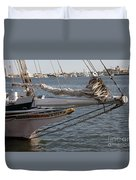 Lady Maryland Duvet Cover