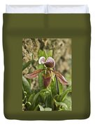 Lady Slipper 2 Duvet Cover