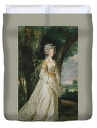 Lady Sunderlin Duvet Cover