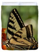 Ladybug And Tigertail Duvet Cover