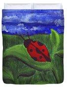 Ladybug Duvet Cover