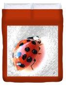 Ladybug Spectacular Duvet Cover