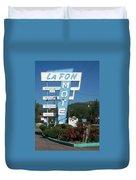 Lafon Motel Duvet Cover