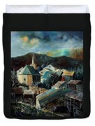 Laforet Village  Duvet Cover