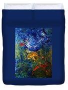 Lagoon Nebula Duvet Cover